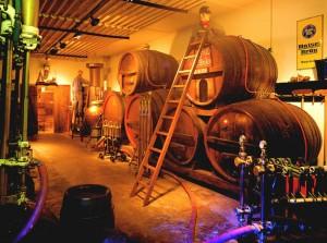"""Das Stammhaus der Brauerei Maisel, hier der Fasskeller, wurde 1988 ins Guinnesbuch der Rekorde als """"umfangreichstes Biermuseum der Welt"""" eingetragen. - Foto: Brauerei Gebr. Maisel"""