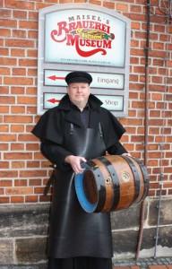 Bierkutscher-Führungen werden von den Bayreuth-Besuchern hervorragend angenommen. - Foto: Brauerei Gebr. Maisel