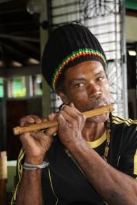 ... und karibischer Rhythmus.