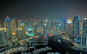 Dubai Marina. Foto: elenajonesinbox / pixabay.com