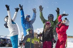 Jede Menge Schneespaß verspricht ein Aufenthalt in der Wildkogel-Arena. - Foto: Tourismusverbände Neukirchen und Bramberg
