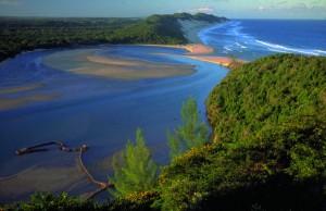 Das Mündungsgebiet der Kosi Bay ist ein wahres Paradies für Taucher und Schnorchler. - Foto: South African Tourism