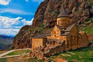 Das Kloster Noravank.