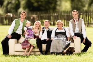 Die Familie Kruselburger hat aus der 10 Zimmer- Pension Schneeberg  einen Hotelkomplex geschaffen, dessen Wellness-Angebote zu den umfassendsten in ganz Südtirol gehören.