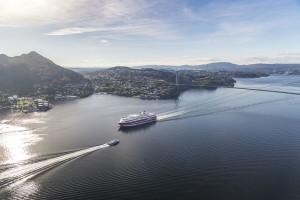 Fjord Line bietet eine neue Fährverbindung zwischen Stavanger und Bergen. - Foto: Fjord Line