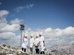 Die Kochkunst wird in Alta Badia ganz groß geschrieben. - Foto: Tourismusverband Alta Badia