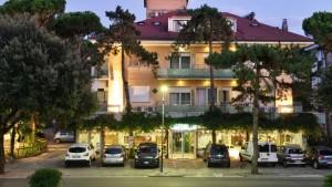 Das Hotel Mimosa. Foto: Hotel Mimosa