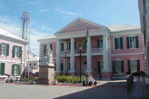Das Parlament in Nassau. Foto: Roger W |flickr.com |CC BY-SA 2.0