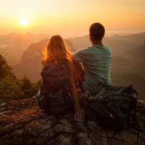Für solche Momente geht man auf Reisen. Foto: © istock.com/mihtiander