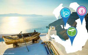 Griechenland wie man sich es vorstellt. Foto: @ alltoursTypical