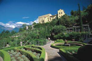 Die Gärten von Schloss Trauttmansdorff sind Südtirols Ausflugsziel Nummer eins. - Foto: Marketinggesellschaft Meran