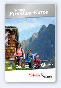 Sommerurlaub unlimited mit der St. Anton Premium-Karte. - Foto: TVB St. Anton am Arlberg