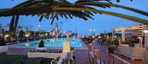 Der Pool. Foto: Hotel delle Rose