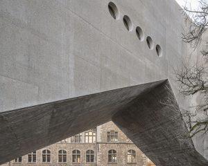 Alt und Neu miteinander vereint: Das Landesmuseum Zürich erstrahlt in neuem Glanz. - Foto: Roman Keller
