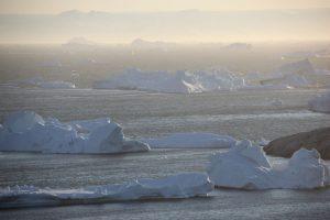 Ein Stillleben nahe des Polarkreises.