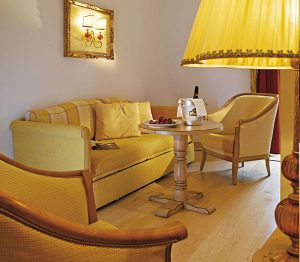 Die Zimmer. Foto: Hotel Sonhof