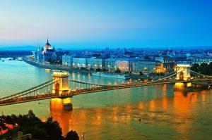 Budapest. Foto: 123rf.com
