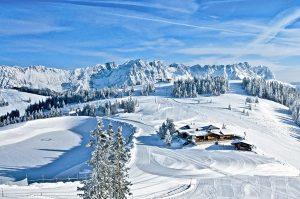 Die Jochstub´n inmitten der SkiWelt Wilder Kaiser-Brixental. - Foto: TVB Wilder Kaiser / Chris Thomas