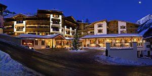 Das Hotel Klausnerhof im Winter. - Foto: Hotel Klausnerhof