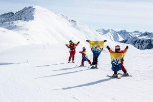 Kinder kommen in der Ferienregion TirolWest ganz groß raus. - Foto: TVB TirolWest / Daniel Zangerl