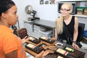 Auf Saint Lucia wächst einfach alles - das Hotel Anse Chastanet hat daher sogar eine eigene Schokoladenmanufaktur.