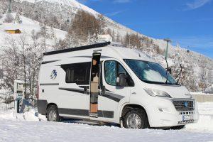 Bei wintergeeigneten Wohnmobilen wird zwischen wintertauglichen und winterfesten unterschieden. Foto: fotolia.com