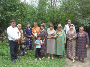 Mitglieder der Frauenkooperative in Kalai Khumb.
