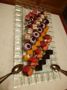 Die Dessert-Variationen haben es in sich. – Anke Sieker