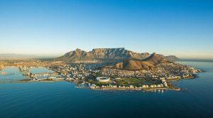 Kapstadt aus der Luft. Foto: © istock.com/Kierran1
