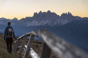 """Zu sich kommen: So lautet das Ziel der """"Südtirol Balance"""". - Foto: Helmuth Rier"""