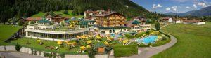 Das Hotel Seehof.