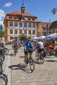 Der autofreie Sonntag im Lieblichen Taubertal ist mittlerweile zu einer Traditionsveranstaltung geworden. - Foto: TLT / Peter Frischmuth