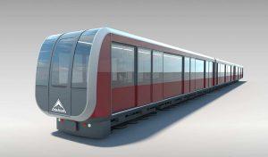 Serfaus bekommt eine neue U-Bahn, hier eine Modellstudie. - Foto: Seilbahn Komperdell GmbH