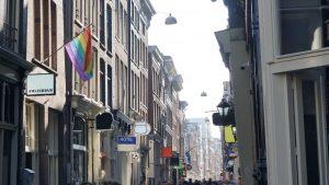 Am Samstag, dem 29.07., wird die Amsterdam Gay Pride (AGP) eröffnet. Foto: Glowonconcept | shutterstock.com