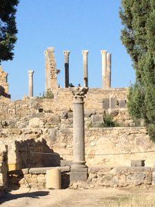 Volubulis: eine wichtige Außenstelle des römischen Imperiums im 3. Jhd. v. Chr. © Foto J. Schepapch
