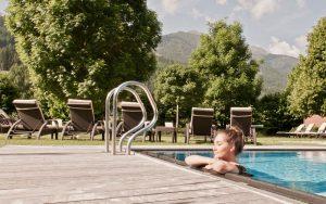 In der Dolomiten Residenz Sporthotel Sillian fällt selbst der Urlaub mit Kleinkindern oder Teenagern entspannend aus. Foto: Schultz Gruppe