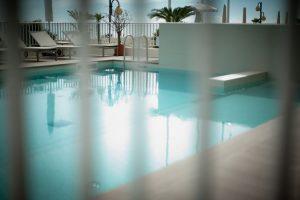 Der Pool. Foto: Hotel Canarie