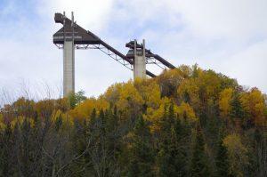 Lake Placid in den Adirondack Mountains war zweimal Schauplatz der Olympischen Winterspiele.