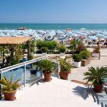 Hotel Canarie - Blick aufs Meer. Foto: Hotel Canarie
