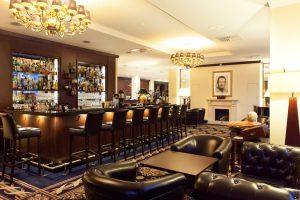 Die Hemingway Bar offeriert die größte Rumsammlung Süddeutschlands.