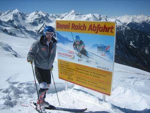 Mit Benni Raich auf die Piste – kein alltägliches Vergnügen. Der österreichischer Skirennläufer wurde zweimal Olympiasieger, dreimal Weltmeister und entschied in der Saison 2005/06 den Gesamtweltcup für sich. - Foto: Hochzeiger.com