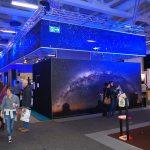 Auf der ITB 2017 präsentierte sich erstmals in der 51-jährigen Geschichte der Touristikmesse das wachsende Segment des Astrotourismus.