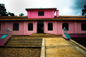 Das Richard-Kandt-Haus.