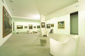Modern sind die Ausstellungsflächen, die unter der Erde liegen, konzipiert. - Foto: MMM / Tappeiner
