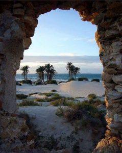 Was für ein Strand - er erwartet euch in Tunesien! Foto: Tourism Tunesia