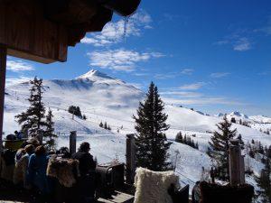 """Vorweihnachtliches Skivergnügen garantiert das """"Ski Juwel"""" Alpbachtal-Wildschönau. - Foto: Dieter Warnick"""