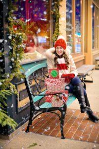 Auch zum Christmas-Shopping zieht es viele Weihnachtsurlauber. Foto: pixabay © jill111 (CC0 Creative Commons)