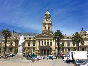Die City Hall.