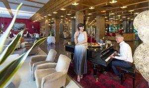 Jeden Donnerstag findet ein Piano-Abend statt. - Foto: Hotel Warmbaderhof | Helmuth Rier