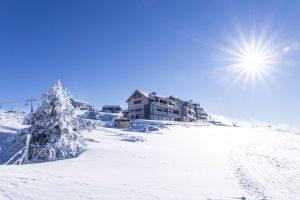 Auf 1900 Höhenmeter gelegen bietet das Alpinhofel Pacheiner jede Menge Exklusivität. - Foto: LIK-Fotoakademie | Sylvia Felbermayr